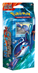 XY Primal Clash Theme Deck - Ocean's Core