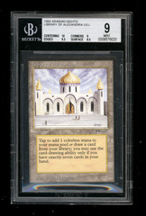 Arabian Nights Library of Alexandria BGS 9 [ID#0009576020]