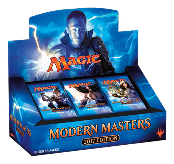 Modern Masters 2017 Edition (MM3) Booster Box * Now In Stock