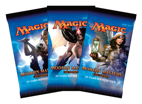 Modern Masters 2017 Edition (MM3) Booster Pack * PRE-ORDER Ships Mar.17