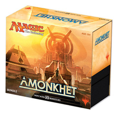 Amonkhet (AKH) Bundle (Fat Pack) * PRE-ORDER Ships Apr.28