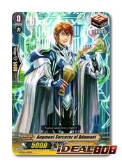 Augment Sorcerer of Adamant - G-TD11/015EN - TD (common ver.)