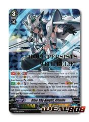 Blue Sky Knight, Altmile - G-TD11/003EN - SP (Gold Foil/Hot Stamp)
