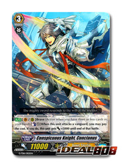 Conspicuous Knight, Concianus - G-TD11/002EN - TD (common ver.)
