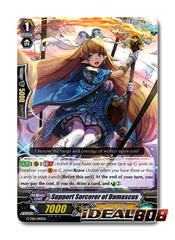 Support Sorcerer of Damascus - G-TD11/010EN - TD (common ver.)