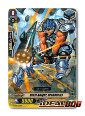 Blast Knight, Gradaucus - G-TD11/016EN - TD (common ver.)