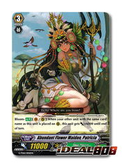 Abundant Flower Maiden, Patricia - G-TD12/002EN - TD (common ver.)