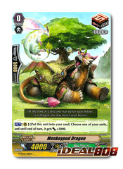 Monkeypod Dragon - G-TD12/018EN - TD (common ver.)