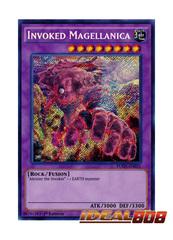 Invoked Magellanica - FUEN-EN031 - Secret Rare - 1st Edition