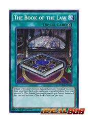 The Book of the Law - FUEN-EN036 - Secret Rare - 1st Edition