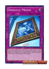 Grisaille Prison - FUEN-EN059 - Super Rare - 1st Edition