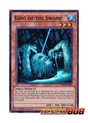 King of the Swamp - FUEN-EN040 - Super Rare - 1st Edition