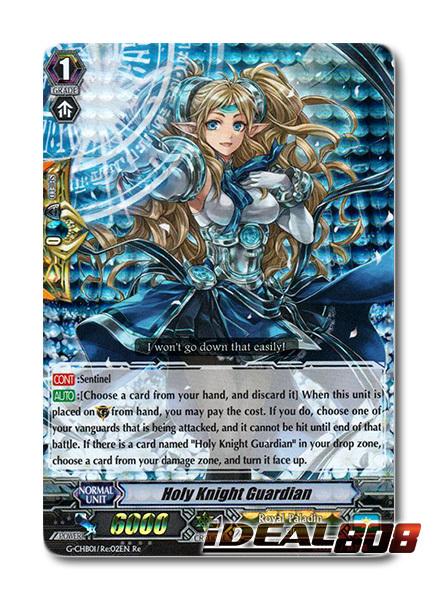 Holy Knight Guardian - G-CHB01/Re:02EN - Re