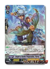 Knight of Battle Preparation, Porrex - G-CHB01/028EN - R