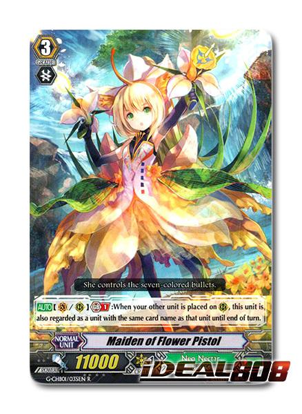 Maiden of Flower Pistol - G-CHB01/035EN - R