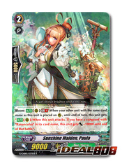 Sunshine Maiden, Paula - G-CHB01/037EN - R