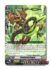 Timebreak Dragon - G-CHB01/034EN - R