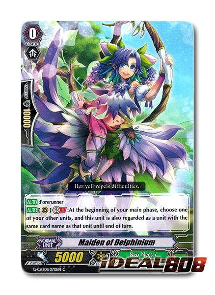 Maiden of Delphinium - G-CHB01/070EN - C