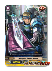 Weapons Dealer, Brutu - G-CHB01/050EN - C
