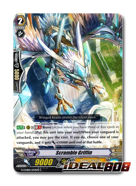 Scramble Griffin - G-CHB01/043EN - C