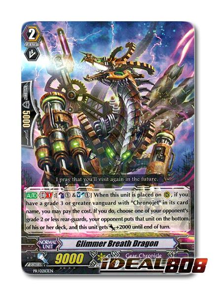 Glimmer Breath Dragon - PR/0283EN - PR