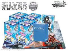 Weiss Schwarz LLSS Bundle (B) Silver - Get x4 Love Live! Sunshine Booster Boxes + FREE Bonus