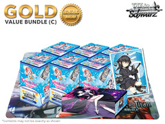 Weiss Schwarz LLSS Bundle (C) Gold - Get x6 Love Live! Sunshine Booster Boxes + FREE Bonus