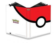 Ultra Pro Pokeball Full-View 9-Pocket PRO-Binder for Pokémon