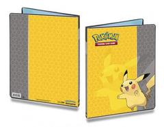Ultra Pro Pikachu 9-Pocket Portfolio for Pokémon