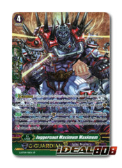 Juggernaut Maximum Maximum - G-BT09/S11EN - SP