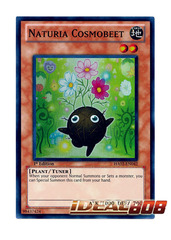 Naturia Cosmobeet - HA02-EN042 - Super Rare - Unlimited Edition