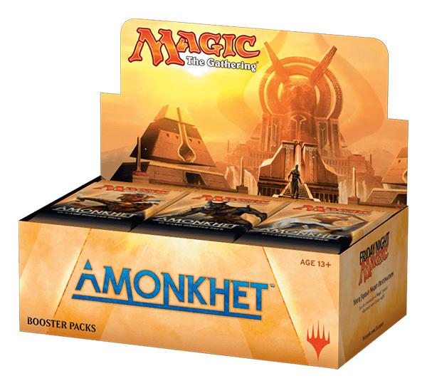 Amonkhet (AKH) Booster Box * PRE-ORDER Ships Apr.28