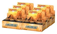 Amonkhet (AKH) Booster  Case (6 Boxes) * PRE-ORDER Ships Apr.28
