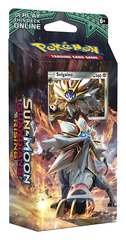 SM Sun & Moon - Guardians Rising (SM02) Pokemon Theme Deck - Steel Sun (Solgaleo) * PRE-ORDER Ships May.5