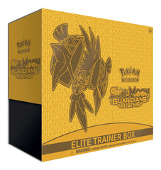 SM Sun & Moon - Guardians Rising (SM02) Pokemon Elite Trainer Box