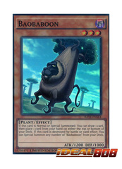 Baobaboon - RATE-ENSE4 - Super Rare - Limited Edition