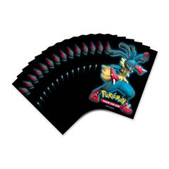 Pokemon Mega Mega Lucario 65ct Sleeves