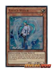 Effect Veiler - DUSA-EN083 - Ultra Rare - 1st Edition