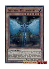Elemental HERO Honest Neos - DUSA-EN028 - Ultra Rare - 1st Edition