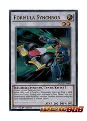 Formula Synchron - DUSA-EN086 - Ultra Rare - 1st Edition