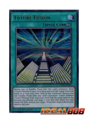 Future Fusion - DUSA-EN062 - Ultra Rare - 1st Edition