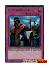 Imperial Order - DUSA-EN049 - Ultra Rare - 1st Edition