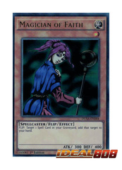 Magician of Faith - DUSA-EN044 - Ultra Rare - 1st Edition