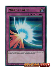 Mirror Force - DUSA-EN048 - Ultra Rare - 1st Edition