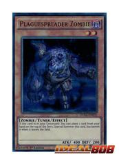 Plaguespreader Zombie - DUSA-EN076 - Ultra Rare - 1st Edition
