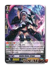 Battle Sister, Crepe - G-CHB02/024EN - R