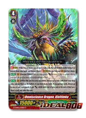 Omniscience Dragon, Kieltimka - G-CHB02/036EN - R