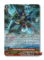 Dimensional Robo Command Chief, Final Daimax - G-CHB02/S03EN - SP