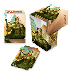 Magic the Gathering Amonkhet Deck Box - Nissa, Steward of Elements (#86550)