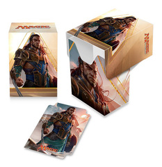 Magic the Gathering Amonkhet Deck Box - Gideon of the Trials (#86548)